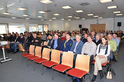 Delegiertenversammlung der Bayern MeG
